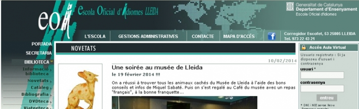 Proyecte EOI Lleida
