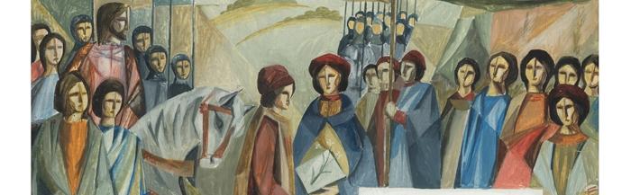 Obra: Víctor Pérez Pallarés. Fons Museu de Lleida Diocesà i Comarcal